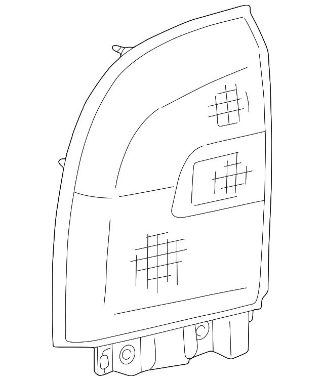 Lens - Toyota (81561-42030)