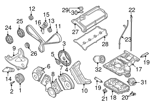 engine parts for 2004 audi a6 | genuine audi parts  genuine audi parts and accessories