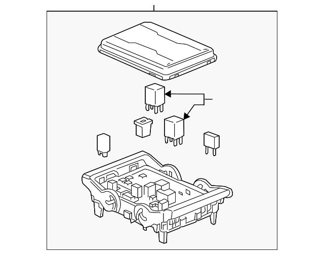 fuse  u0026 relay box