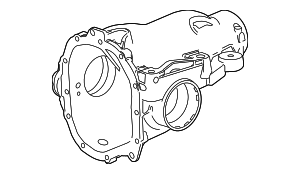 Carrier Housing - GM (20920808)