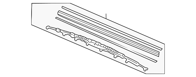 Blade, Windshield Wiper (475MM)