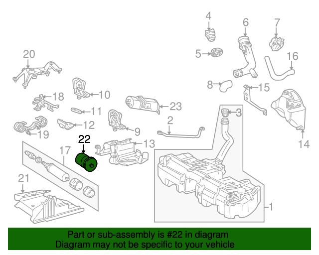 Fuel filter mercedes benz 002 477 27 01 mbwholesale for Mercedes benz wholesale parts