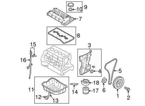 [ZSVE_7041]  Engine for 2013 Kia Sorento | My Kia Parts | 2013 Kia Sorento Engine Diagram |  | My Kia Parts