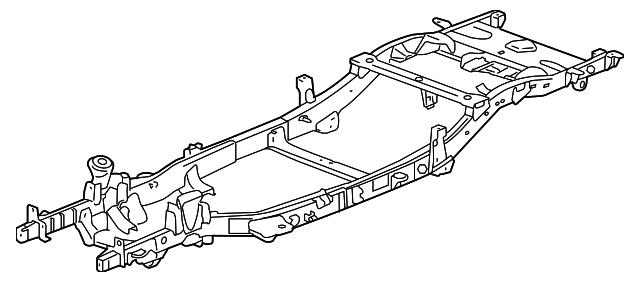 Isuzu Fuel Filter Base