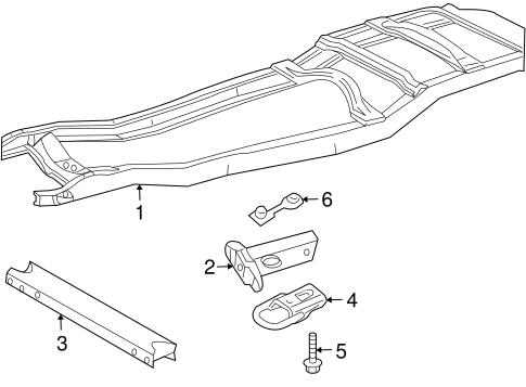 frame components for 2010 lincoln navigator. Black Bedroom Furniture Sets. Home Design Ideas