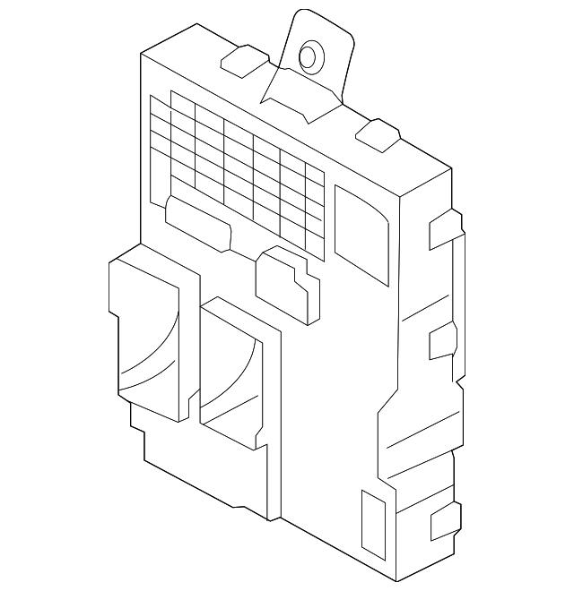 fuse box hyundai 91950 3s201 world oem parts hyundai. Black Bedroom Furniture Sets. Home Design Ideas