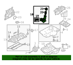 Oil Filter Housing - Toyota (15670-WAA02)