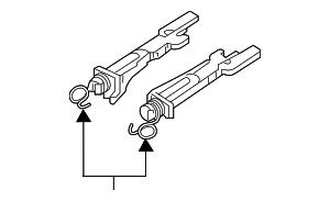 Adjust Screw - Smart (453-423-08-00)