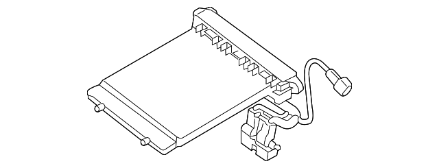 Genuine Oem 2014 2018 Ford Transit Connect Auxiliary