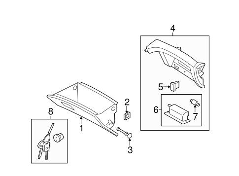 Genuine Hyundai 84540-3S200-YDA Console Pad Panel Assembly