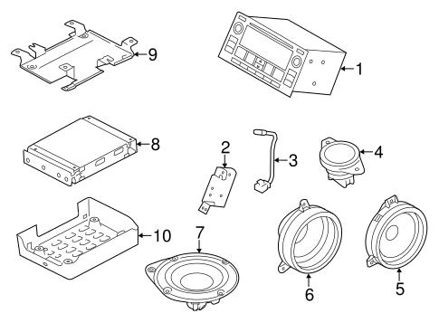 Sound System For 2015 Subaru Wrx Sti