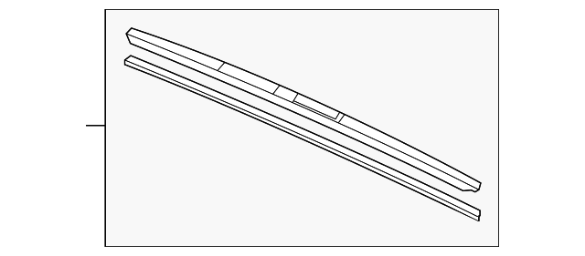 Blade, Windshield Wiper (700MM)