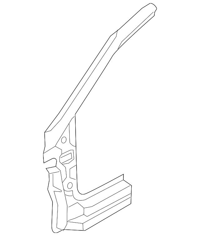 hinge pillar