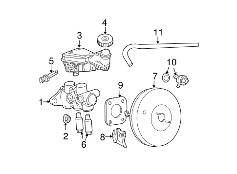 Hydraulic System For 2007 Dodge Caliber