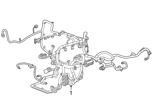 wiring harness for 2014 gmc sierra 1500 #0