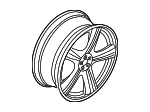 Wheel, Alloy - Volvo (30789045)