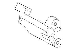 Alternator Bracket - Infiniti (11710-1CA0B)