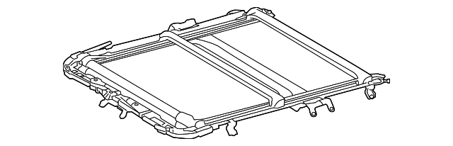 Sunroof Frame