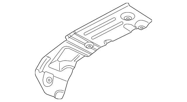 muffler shield
