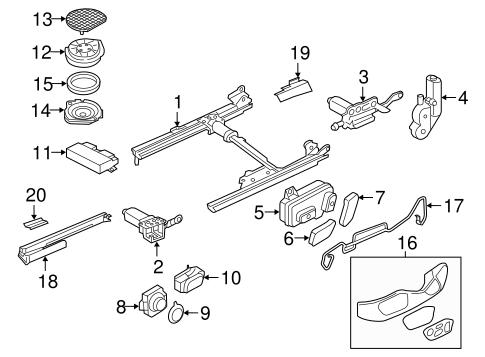 Audi A7 Fuse Diagram