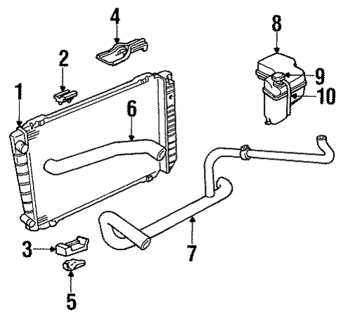 Schematics e likewise Cavalier Engine Cooling System Diagram in addition How To Replace Timing Belt On Ford C Max 2 0 Tdci 2007 2010 moreover 1338085 Ford Truck Information And Then Some as well 2y20i 1996 Volvo 850 Turbo Leak Metal Radiator Replaced Drove. on ford coolant reservoir tank