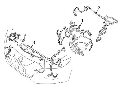 Nissan Wiring Harnes