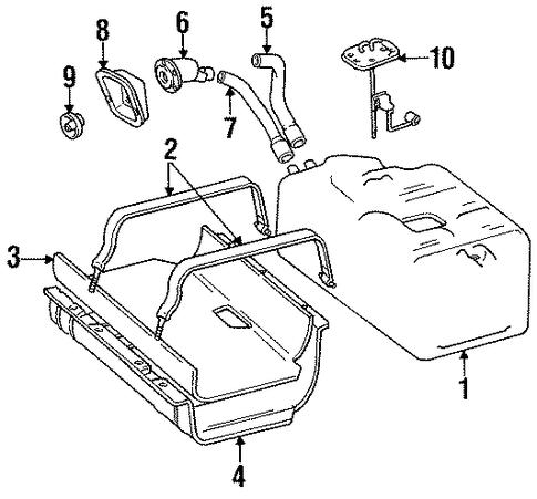 Air Filter 2006 Jeep Wrangler Parts Diagrams