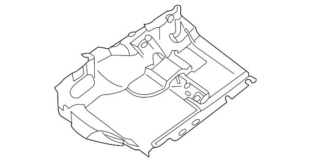 2006 Nissan Frontier Parts Diagram