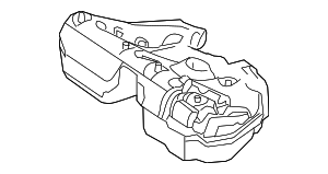 Fuel Tank - Mercedes-Benz (2114700902)