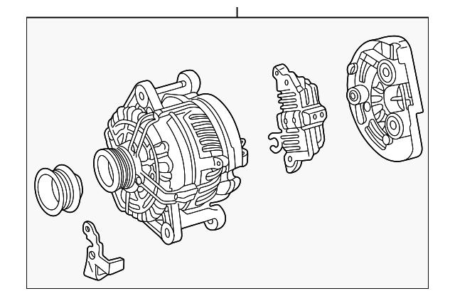 mercedes benz wiring diagram altermator 2005 2015 mercedes benz alternator 013 154 56 02 80 mb oem parts  2005 2015 mercedes benz alternator 013