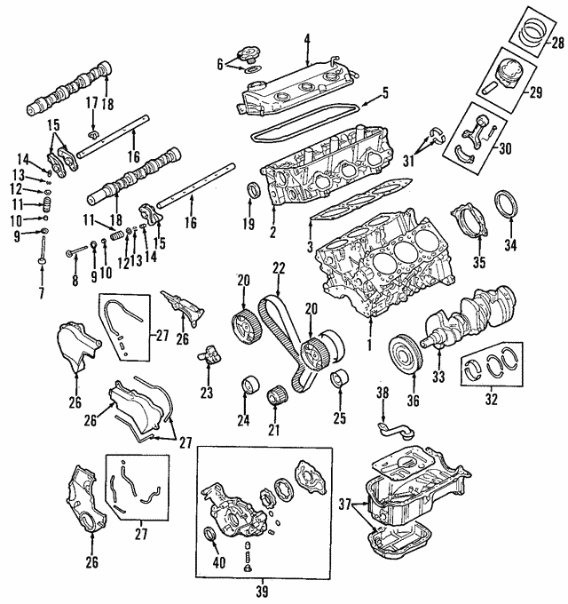 Mitsubishi 30 V6 Engine Diagram - Wiring Diagram Schemas