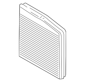 Cabin Air Filter - Volvo (30630754)