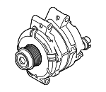Alternator - Ford (JL3Z-10346-A)