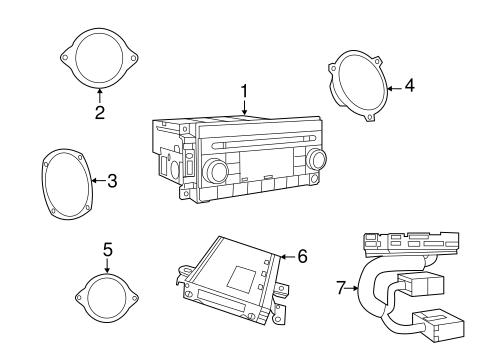 Sound System For 2012 Chrysler 200