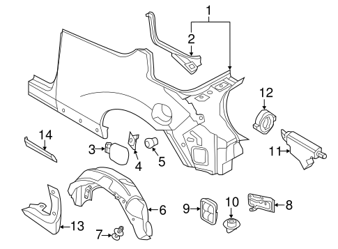 Genuine Nissan Distributor Assembly 22100 3s503re