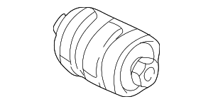 Fuel Filter - Jaguar (C2C35417)
