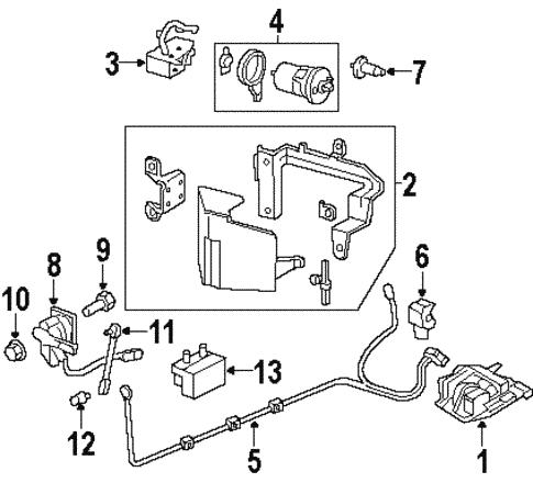 ride control components for 2001 oldsmobile aurora #0