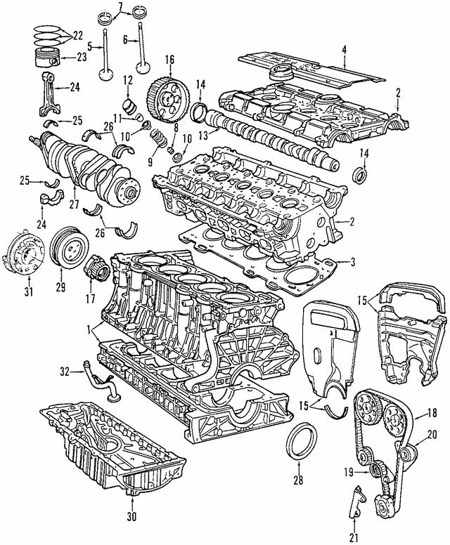 cylinder head bmw m3 engine diagram volvo c30 engine diagram #7