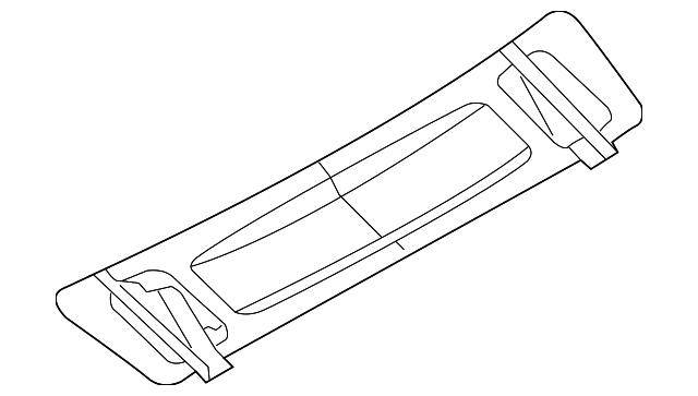 Mopar Upper Tie Bar 4814722ac moreover Mopar Inner Panel 5104202aa likewise Mopar Spoiler 5104932ac further Mopar Fender 5139960ab likewise Mopar Inner Panel 5121888aa. on 2006 chrysler conquest