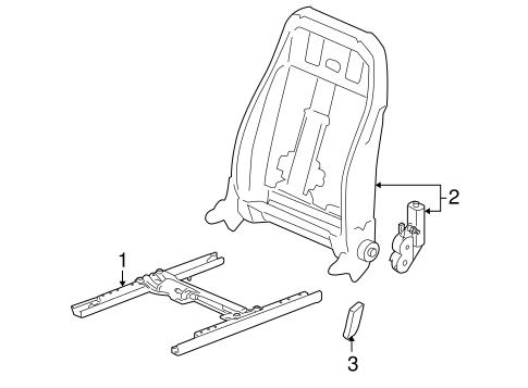Tracks Components For 2012 Volkswagen Jetta