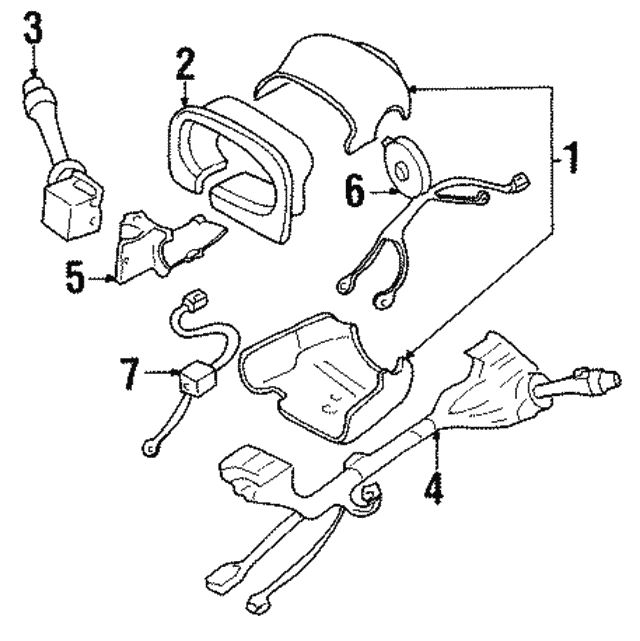 Gm Turn Signal Switch Diagram Best Place To Find Wiring And