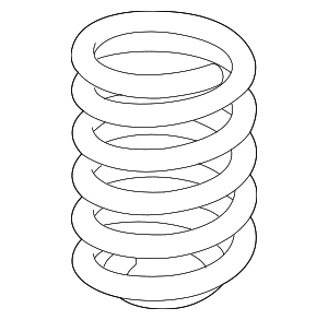 Coil Spring - GM (23312163)