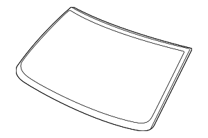 Windshield Glass - GM (22791185)
