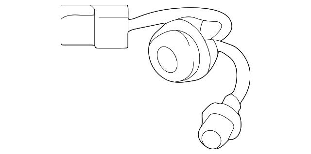 2014 2015 Kia Optima Socket Wire 92452 4c500