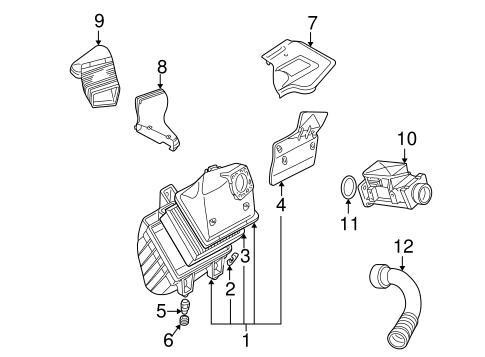 2012 Volkswagen Cc Fuel Filter