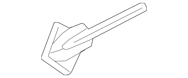 OEM NEW Right /& Left Fender Stingray Emblem Set of 2 2014-2019 Corvette 22797876