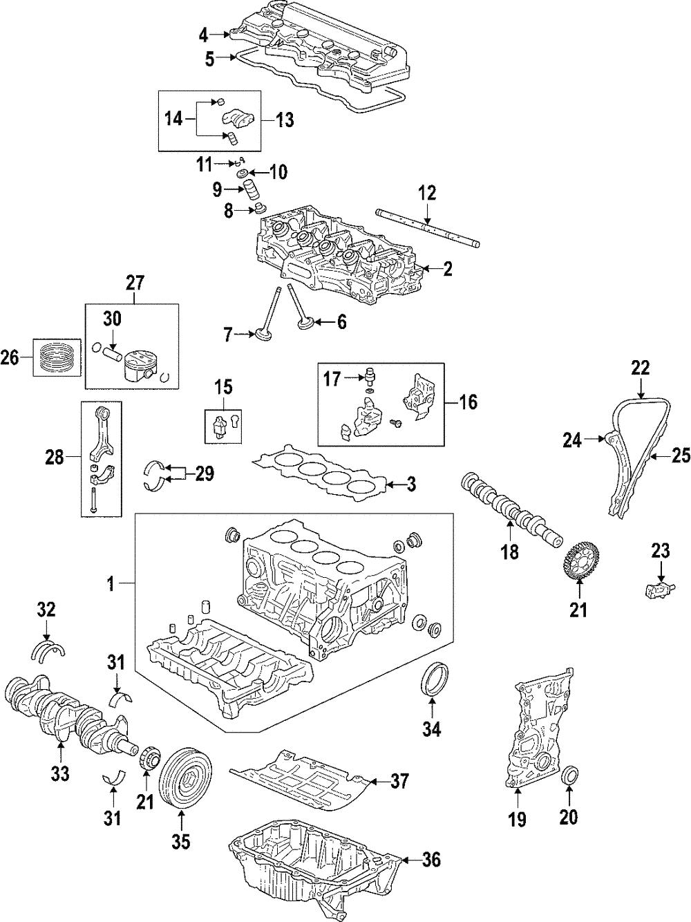 Honda 91214-P8A-A01 Crankshaft Oil Seal