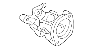 Case, Thermostat - Honda (19320-P0A-010)