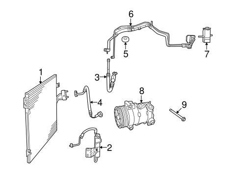 2009 Dodge Journey Cooling System Diagram - Drivenheisenberg