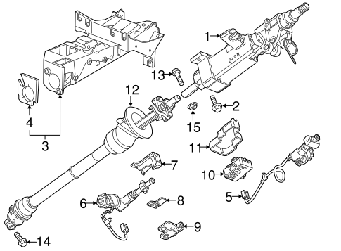 Gm Steering Column 22969378 on chevrolet headlights